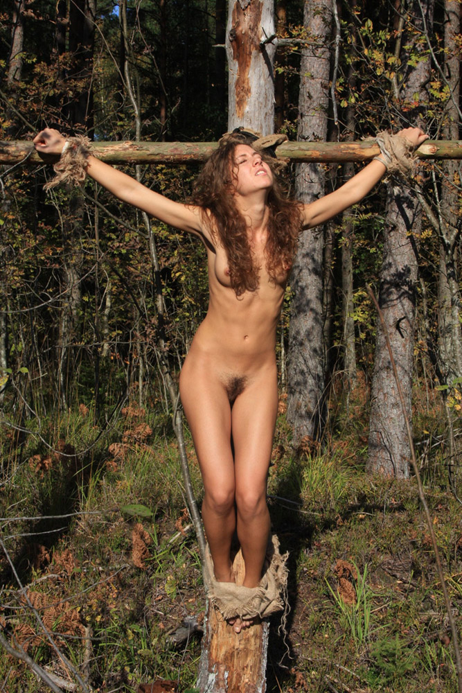 Crucified Look No Further Than Women For The Best In Female